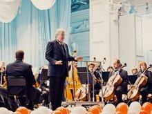 Иркутский губернаторский симфонический оркестр. Автор фото — Артем Моисеев