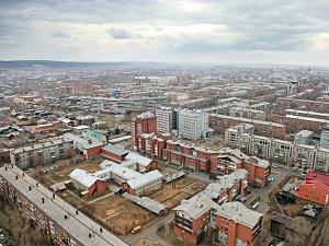 Иркутск. Фото Игоря Дремина