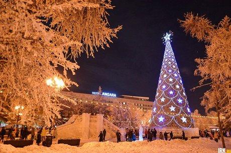 Иркутяне получат особый каток, как впарке имени Горького в столице
