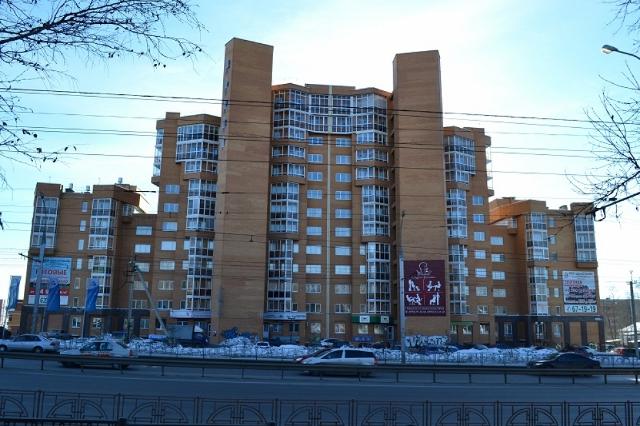 ЖК «Каскад». Фото с сайта domstroy38.ru