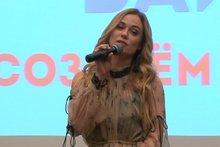 Ксения Безуглова. Изображение «Ас Байкал ТВ»