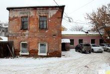 Аварийный дом. Автор фото — Никита Добрынин