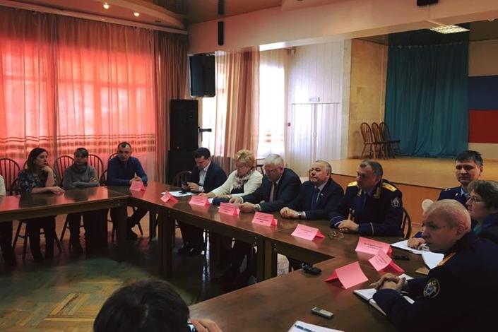 ВУсольском кадетском корпусе обещают навести порядок напротяжении полугода