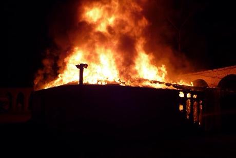Поджигателя жилого дома задержали вИркутске
