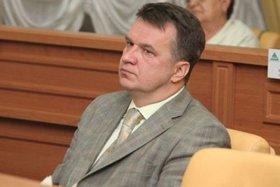 Денис Воронов. Фото из архива администрации Иркутска