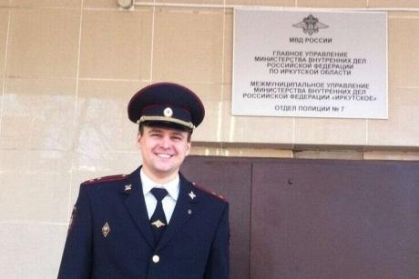 ВИркутске жизнь таксисту спасли полицейские
