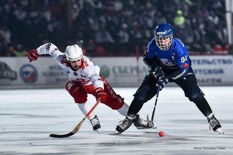 «Байкал-Энергия» одержала волевую победу над «Уральским трубником» вответном матче