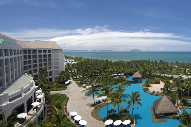 Holiday Inn Sanya Bay 5*. Фото booking.com