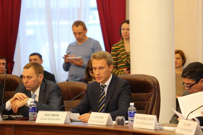 Виктор Кондрашов и Антон Логашов