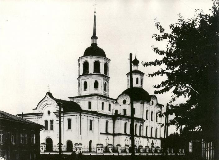 Харлампиевский храм. Фото с сайта www.harlamp.ru