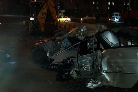 Девушка погибла встолкновении соснегоуборщиком вИркутском
