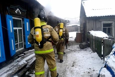 ВТайшетском районе всобственной квартире сгорел 75-летний пенсионер