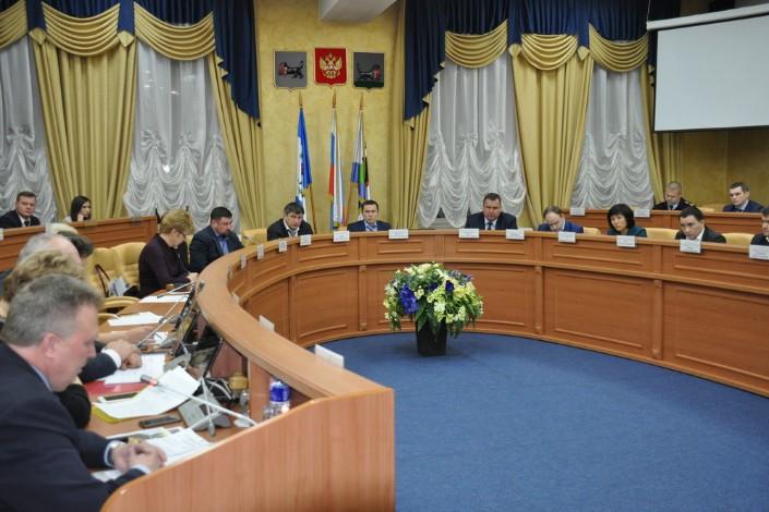 Заседание КЧС. Фото предоставлено пресс-службой мэрии