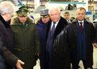 На авиазаводе. Фото пресс-службы правительства Иркутской области