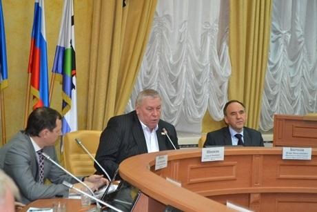 Заседание общественной палаты. Фото Надежды Гусевской