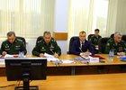На совещании. Фото пресс-службы правительства Иркутской области
