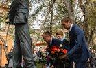 Открытие памятника. Фото Александра Новикова