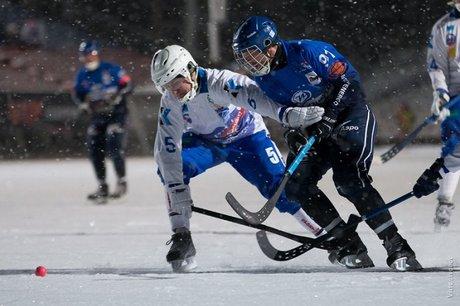 «Байкал-Энергия» едва свела вничью домашний матч с«Сибсельмашем»