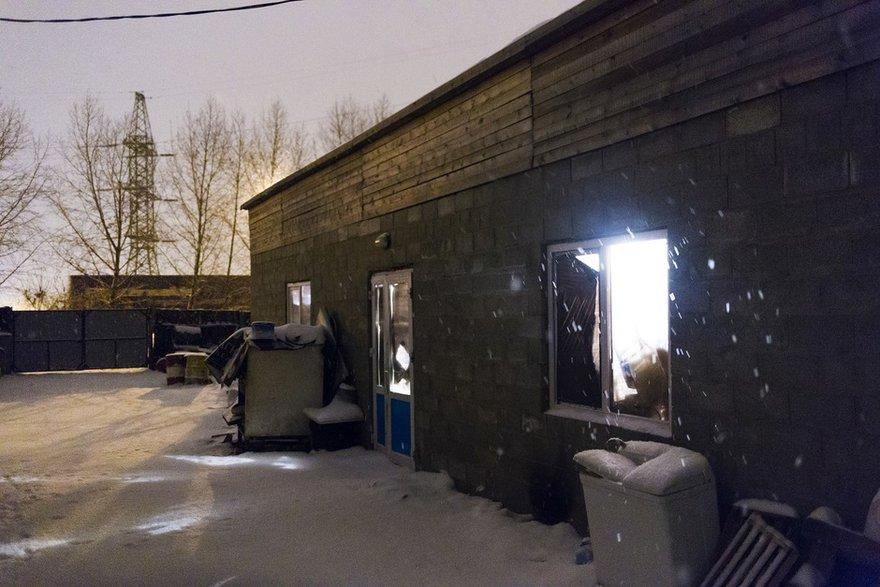 Предположительно, в этом доме находился цех по розливу «Боярышника». Автор фото — Валерия Алтарева
