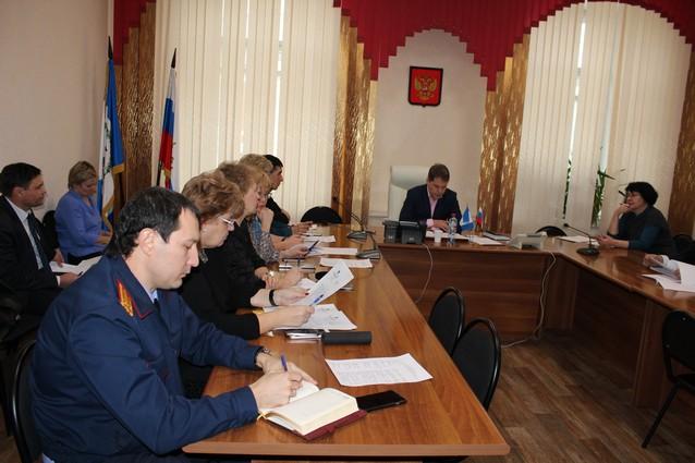 Совещание в минздраве региона. Фото с сайта www.minzdrav-irkutsk.ru