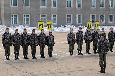 В Усольском кадетском корпусе. Фото с сайта usolie.info