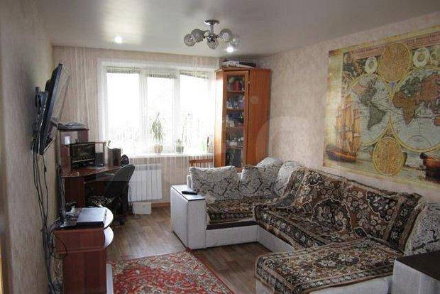 Квартира на улице Красноярской