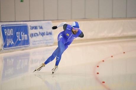 Конькобежец изИркутска занял 3-е место начемпионате Российской Федерации