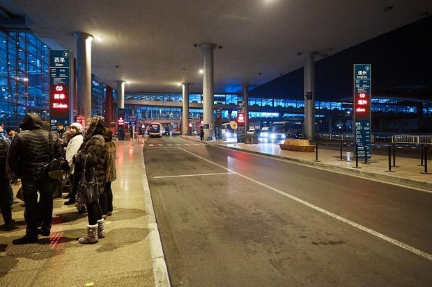 Пекин, аэропорт Beijing Capital