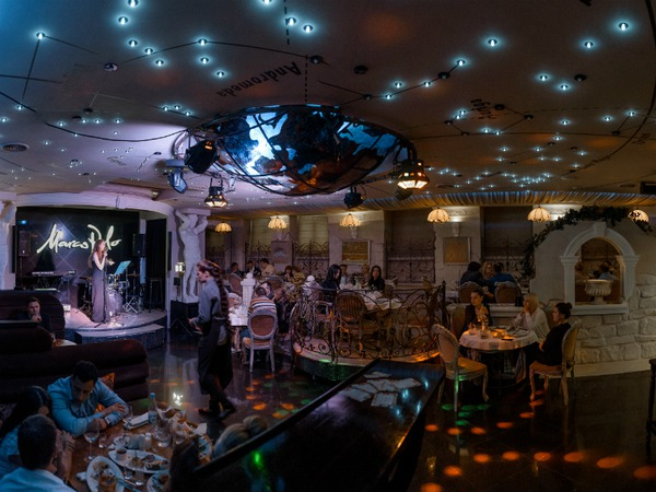 Ресторан «Марко Поло». Фото предоставлено рестораном