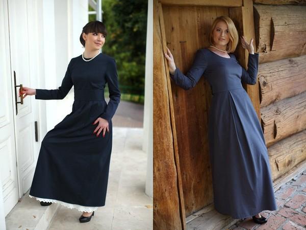 Сайт православное платье
