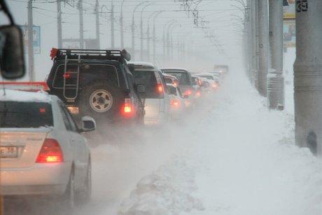 Метели иснег ожидаются вИркутской области 7января