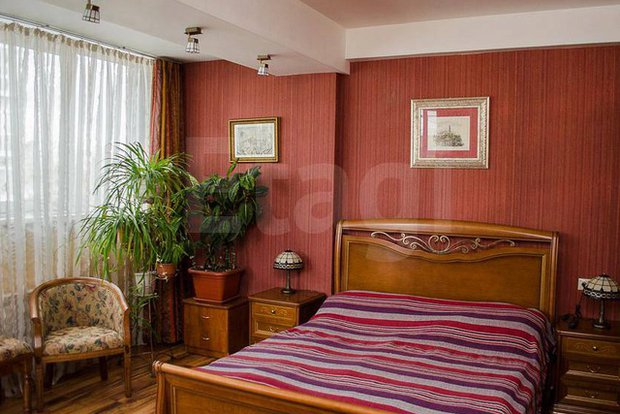 Квартира на улице Омулевского