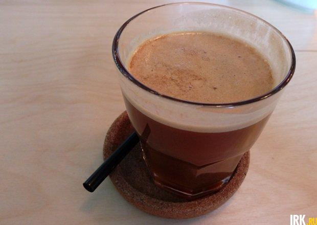 Кофейный лимонад в «Инжинирии кофе». Фото Лизы Сироповой