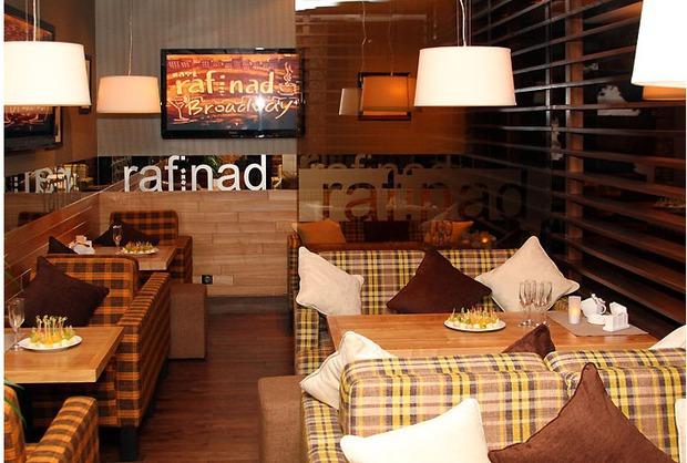 Кафе «Рафинад». Фото предоставлено кафе