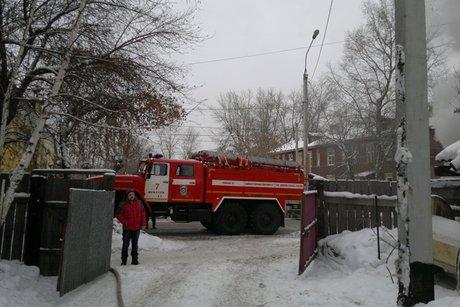 За прошедшие сутки вИркутской области в итоге пожаров погибли два человека