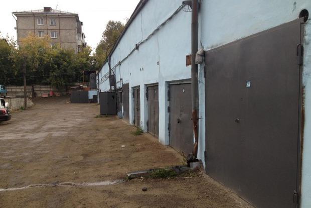 Гараж на улице Колхозной в кооперативе «Геолог»