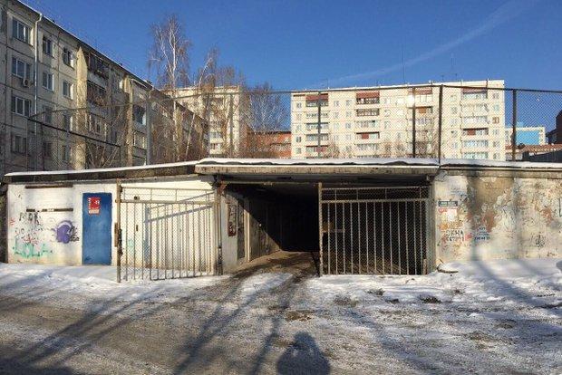 Гараж на проспекте Маршала Жукова в кооперативе № 46