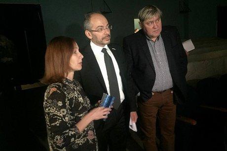 Фонд Кино выделил 5 млн руб. Черемхово наоткрытие кинотеатра