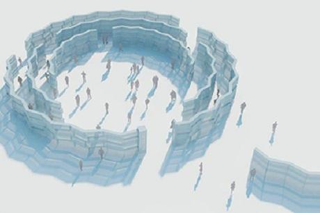 «Ледяная библиотека чудес». Изображение с сайта www.событиясибири.рф