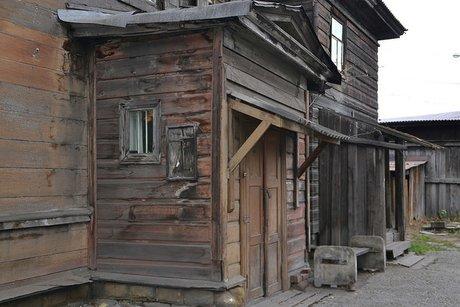 Фонд полноценного ремонта Приангарья объявил о любом десятом неподлежащем восстановлению доме