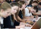 Участники «Тотального диктанта». Фото Яны Ушаковой