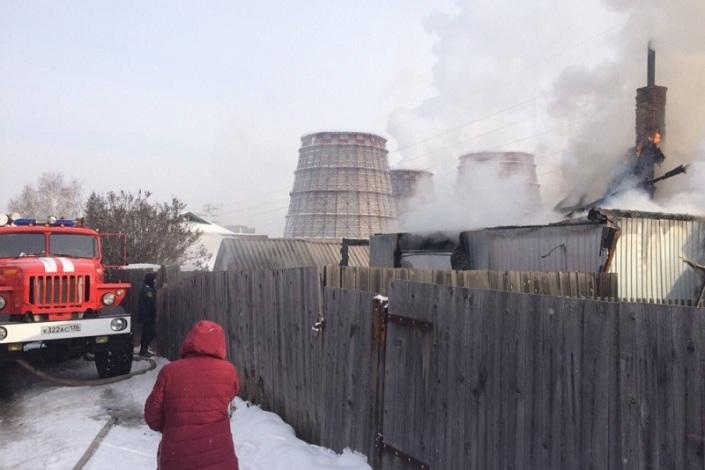 ВИркутской области напожаре погибли двое маленьких детей