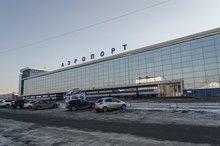 Аэропорт Иркутска. Фото ИА «Иркутск онлайн»