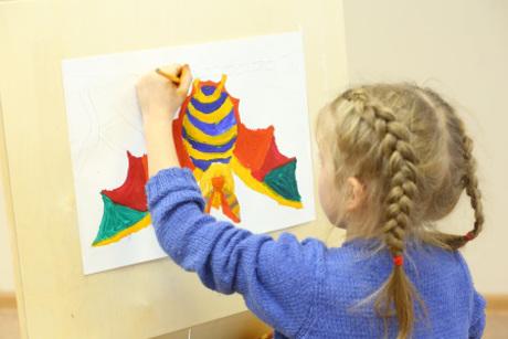 Отделение детской художественной школы №4 открылось вмикрорайоне Солнечный вИркутске