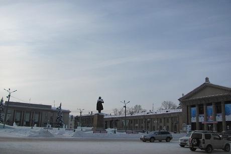 В Ангарске. Фото IRK.ru