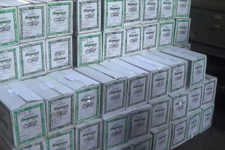 140 тыс. литров контрафактного алкоголя уничтожат вИркутской области