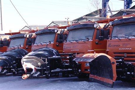 Дорожная служба Иркутской области закупила 26 единиц свежей техники