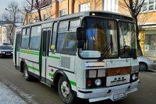 Маршрутный автобус. Фото с сайта fotobus.msk.ru