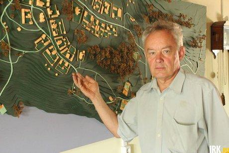 Владимир Тихонов. Фото из архива ИА «Иркутск онлайн»