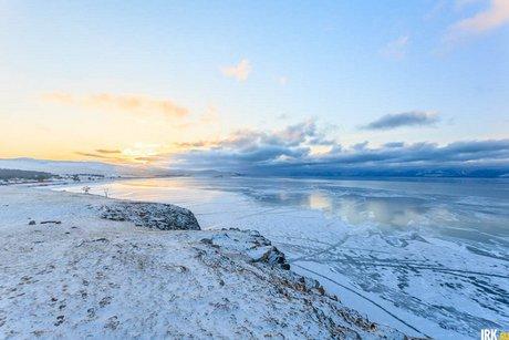 На Байкале. Автор фото — Слава Динь